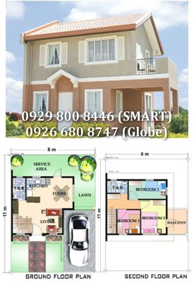 Carmela - Crestwood Antipolo House and Lot