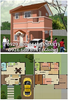 Carmina Uphill - Crestwood Antipolo House and Lot