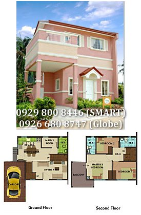 Dorina Uphill - Crestwood Antipolo House and Lot